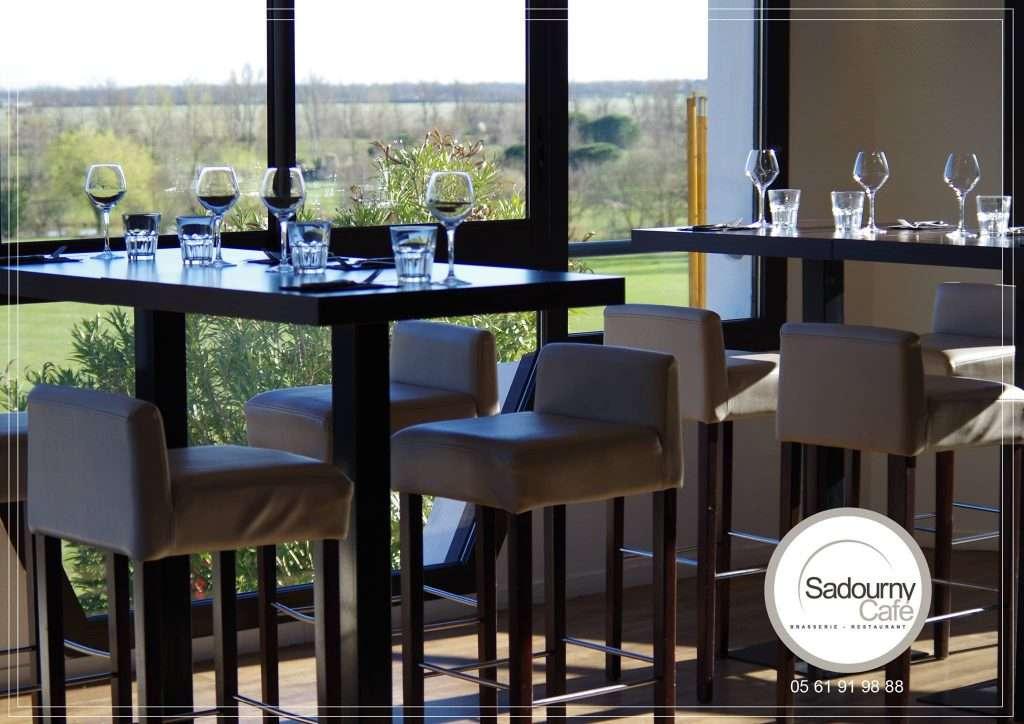 [RESTO DU MOIS] Sadourny Café : Colomiers & Golf de Téoula