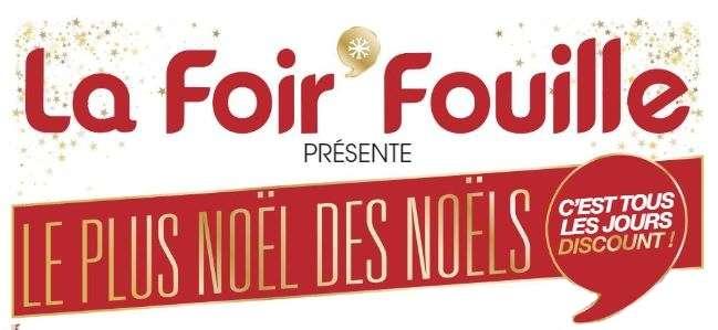 La Foir Fouille Le Plus Noel Des Noel Journal Diagonale
