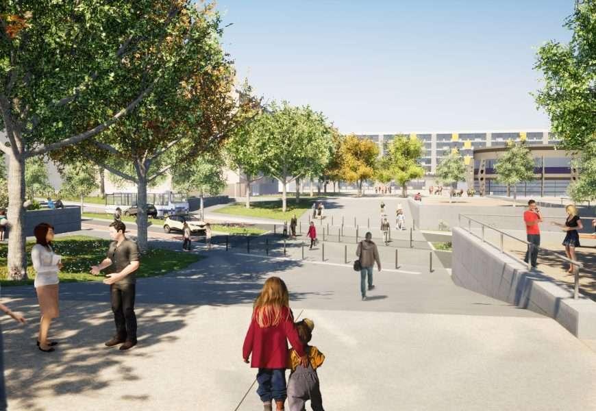 [DOSSIER] Colomiers de demain, infrastructures & grands projets d'aménagement – Le Val D'Aran