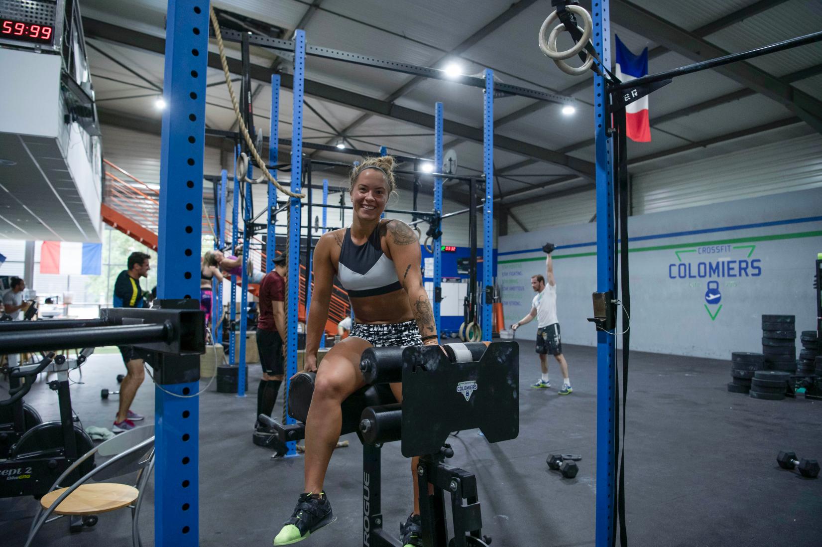 Dossier Salles De Sport Une Rentree Musclee Crossfit