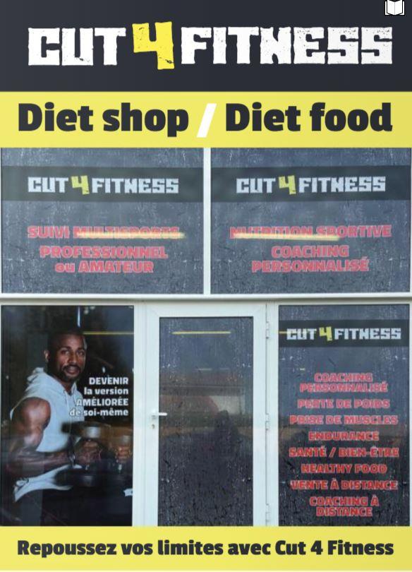 Forme] Repoussez vos limites avec Cut 4 Fitness Journal